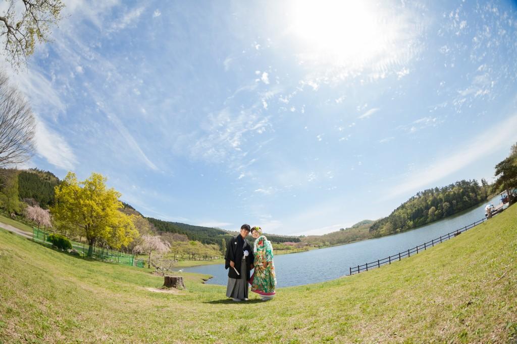おすすめロケーション:志高湖