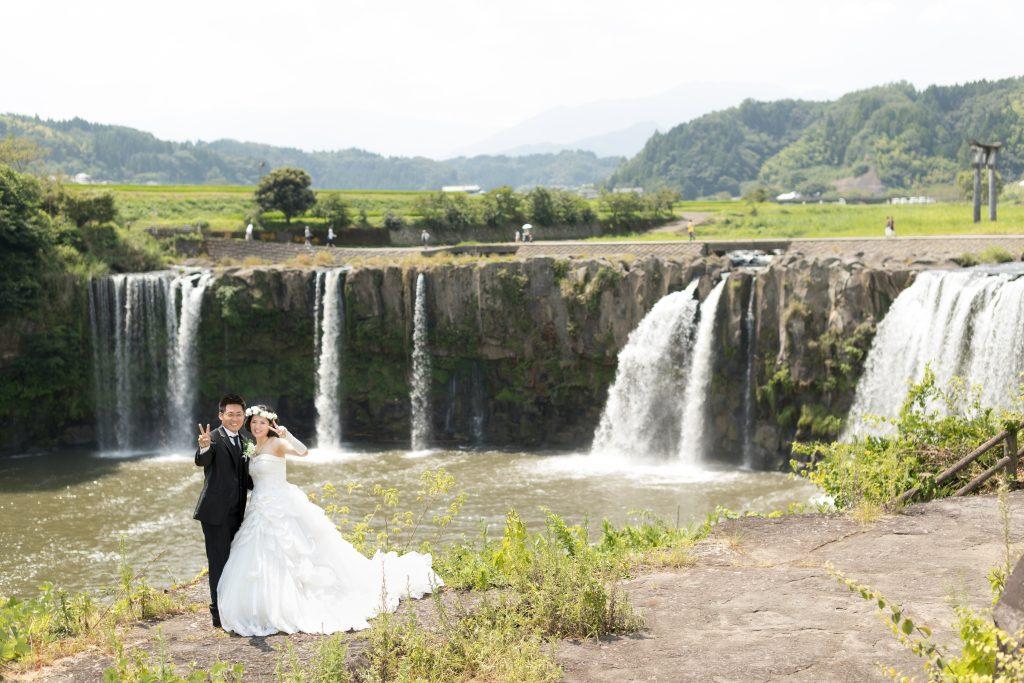 おすすめロケーション:原尻の滝
