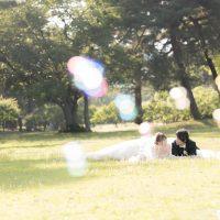別府公園撮影例
