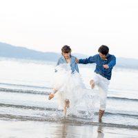 田ノ浦ビーチ撮影例