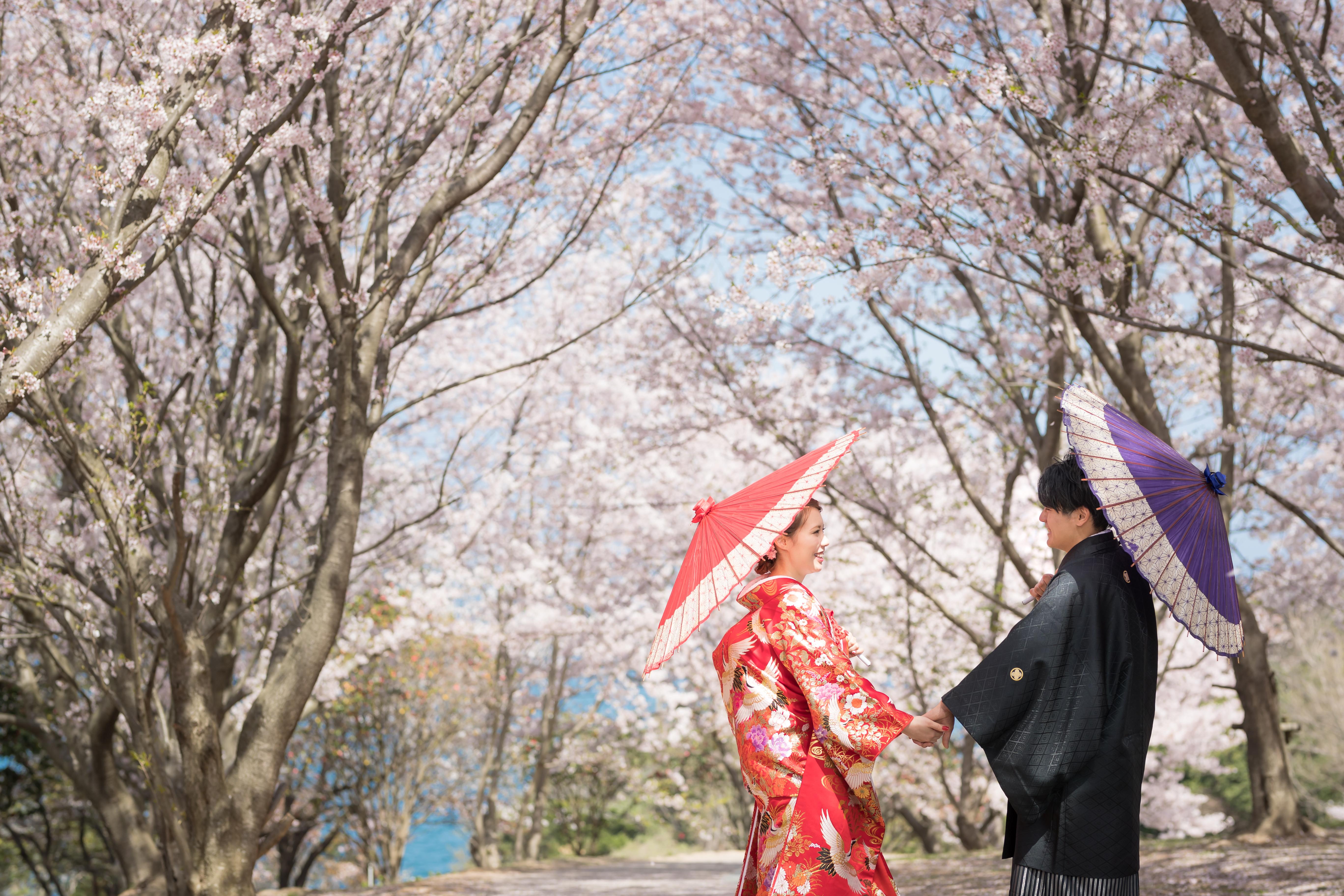 おすすめロケーション:粟嶋神社、公園