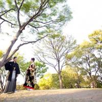 ロケーション「平和市民公園」の撮影例