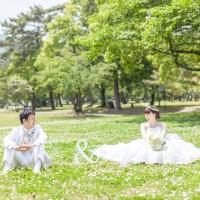 ロケーション「別府公園」の撮影例