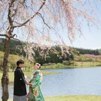 ロケーション「志高湖」の撮影例