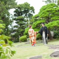 ロケーション「臼杵 稲葉家下屋敷」の撮影例