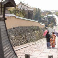 ロケーション「杵築 酢屋の坂」の撮影例