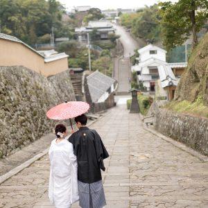 北部エリア 杵築酢屋の坂(10月26日2016年)