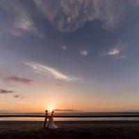 ロケーション「真玉海岸」の撮影例