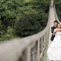 ロケーション「原尻の滝」の撮影例