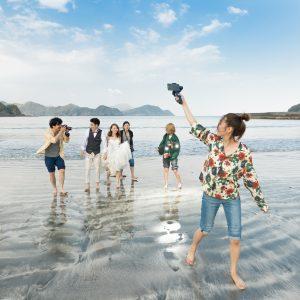 南部エリア 波当津海水浴場 (4月04日2018年(5))